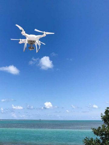 about-drone-hovering-hawaii